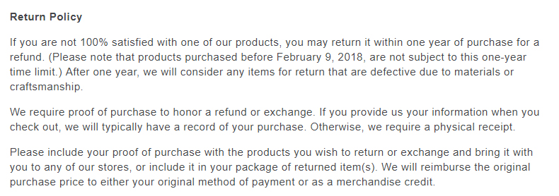 Refund Disclaimers – The Best Free Disclaimer Template!